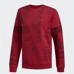 NEW Adidas Post Game Sweatshirt